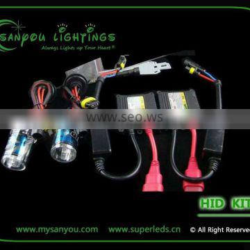 CE, RoHS Approved, 35w Hid Kit Xenon H11 6000k with AC Slim Ballast