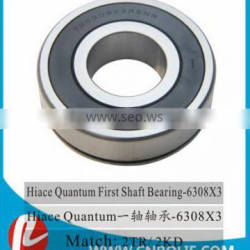 transmission parts about HIACE 2TR AND 2KD FIRST SHAFT BEARING -630X3 transmission gear