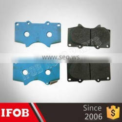IFOB Chassis Parts the Front Brake pads for Toyota Prado LJ150 04465-60320