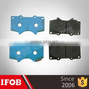 superior quality Ifob Auto Parts Chassis Parts Front Break Pads For Toyota Prado KDJ150 1KDFTV 04465-60320