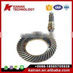 ratio 7 * 43 oem 41201-2943 differential gear for hino