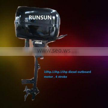 40hp Outboard Motor/ Marine Engine with Long Leg
