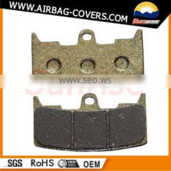 semimetal ceramic brake pad Japan car