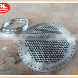 stainless steel flange carbon steel customized tube sheet