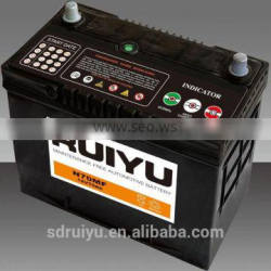 N70 on automobiles/car/truck/boat car battery batteries