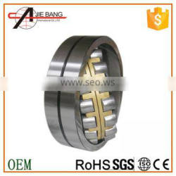 Double row brass cage 23052 spherical roller bearing