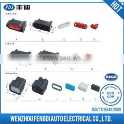 Cheap Factory Provide Directly 6 Pin Connector Wire Harness