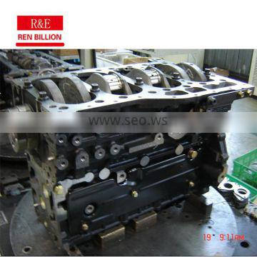 isuzu 4HE1engine motor long block assembly