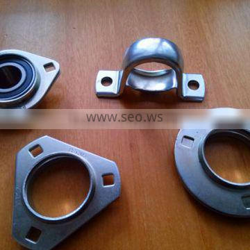 all kinds of pressed steel housing PP PF PFL PFT made in china