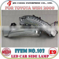 New trend product HIGH POWER Guide LED SIDE Lamp For Toyota CROWN S200