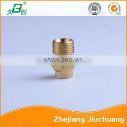 Male brass air hose fitting