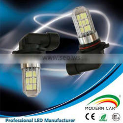 factory supply CE certification auto led lights 9005 H7 H11 5630 smd led lighting bulb