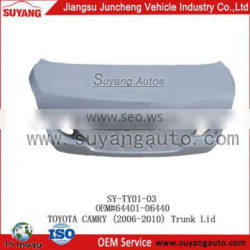 Hight Quality TOYOTA CAMRY 2006-2010 Trunk Lid