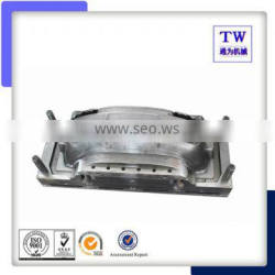 Auto parts bumper mould for globle market made in China