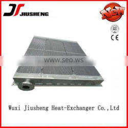 aluminum plate fin type air cooler for hydraulic air cooler