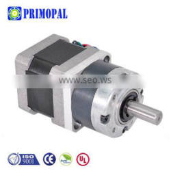 Nema14 34mm stepper motor with gearbox for CNC Medical Equipment