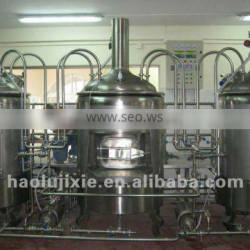 red copper mash tank equipment, used at hotel, bar, restaurant