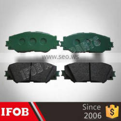 IFOB Chassis Parts the Front Brake Pads for Toyota COROLLA ZRE143 04465-02220