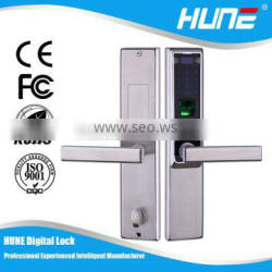 remote control electric security fingerprint door lock