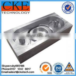 Big Size Stainless Steel CNC Milling Parts in Precision Drilling Services