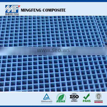 High Strength interstice easy installation safety cheap grp grating