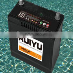 N40 12V40AH NISSAN battery