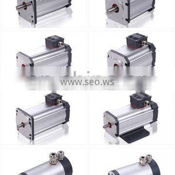 IEC 2HP 3 phase pmsm electric brushless motor