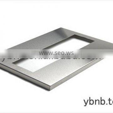 New export metal sheet bending parts in china