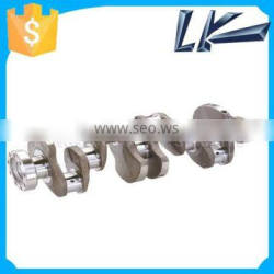 high quality crankshaft for peugeot 505