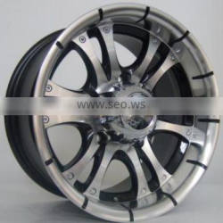 China wholesale wheels 6x139.7 rims wheels for atv 4x4