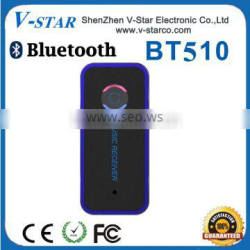 Hight Quality Products for 2015. Micro Bluetooth Audio Receiver for Car Audio
