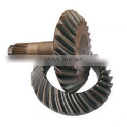 (Mid Axle) Crwon and Pinion Straight Bevel Gear A346 350 2939 with Ratio 21-28