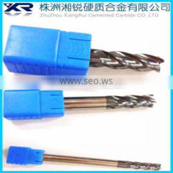 cemented carbide milling cutter