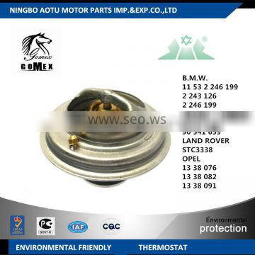 auto thermostat STC3338 1338076 1338091 11532246199 11532468825 11532461199 11532441151 11532431126 11532246825 for opel