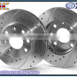 auto mobile floating brake disc rotor