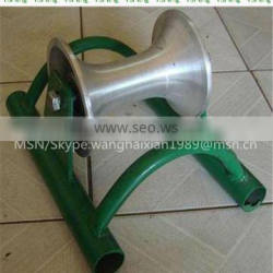 wire cable guide pulley/triple pulley nylon