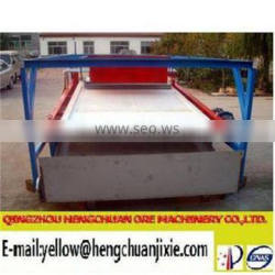The new custom Hengchuan Plate Type Magnetic Separator and Iron Separator