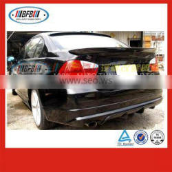 auto body kits 3 series AC Style For Bmw E90 rear carbon fiber wing spoiler 2005-2011