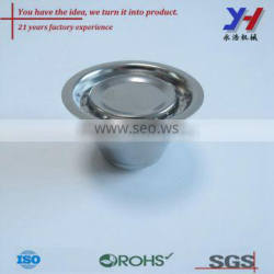 OEM metal stamping coffee capsule filling machine parts