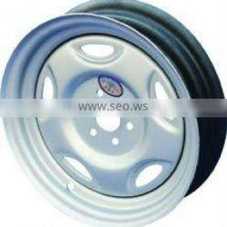 12 inch steel wheel rim for micro-car