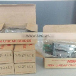 SAS20ALZ linear guide block made in Japan nsk