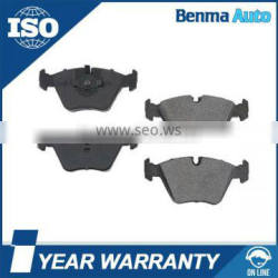 D1818 Front Brake Pads for Ford