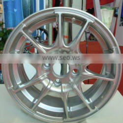 ALLOY WHEEL 15*6 are selling to the USA,the EU,African counties