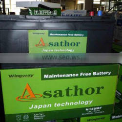Sealed Free Maintenance Lead Acid Battery 12V 150ah
