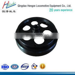 Casting flywheel housing applied in heavy truck, forklift and auto