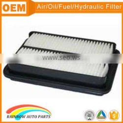 Hot sale aftermarket toyota 17801-74010 air filter