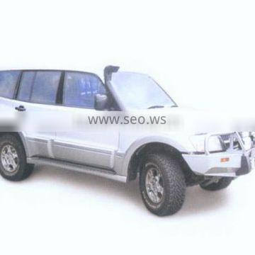 4wd/4x4 snorkel for Mitsubishi Pajero NM Series with high quality