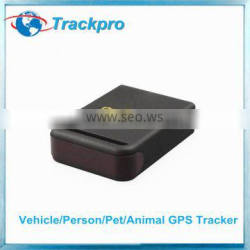 SMS reset GPS tracker tk102 with SOS, USB, SD card slot for person, vehicle