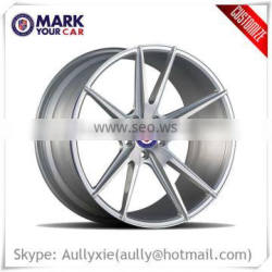 Replica Wheel by Forged Wheel Rims with Cast Spoke Car Alloy Rims Wheel CGCG226