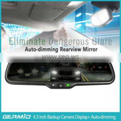 HOT !Car Auto Dimming Rearview Mirror